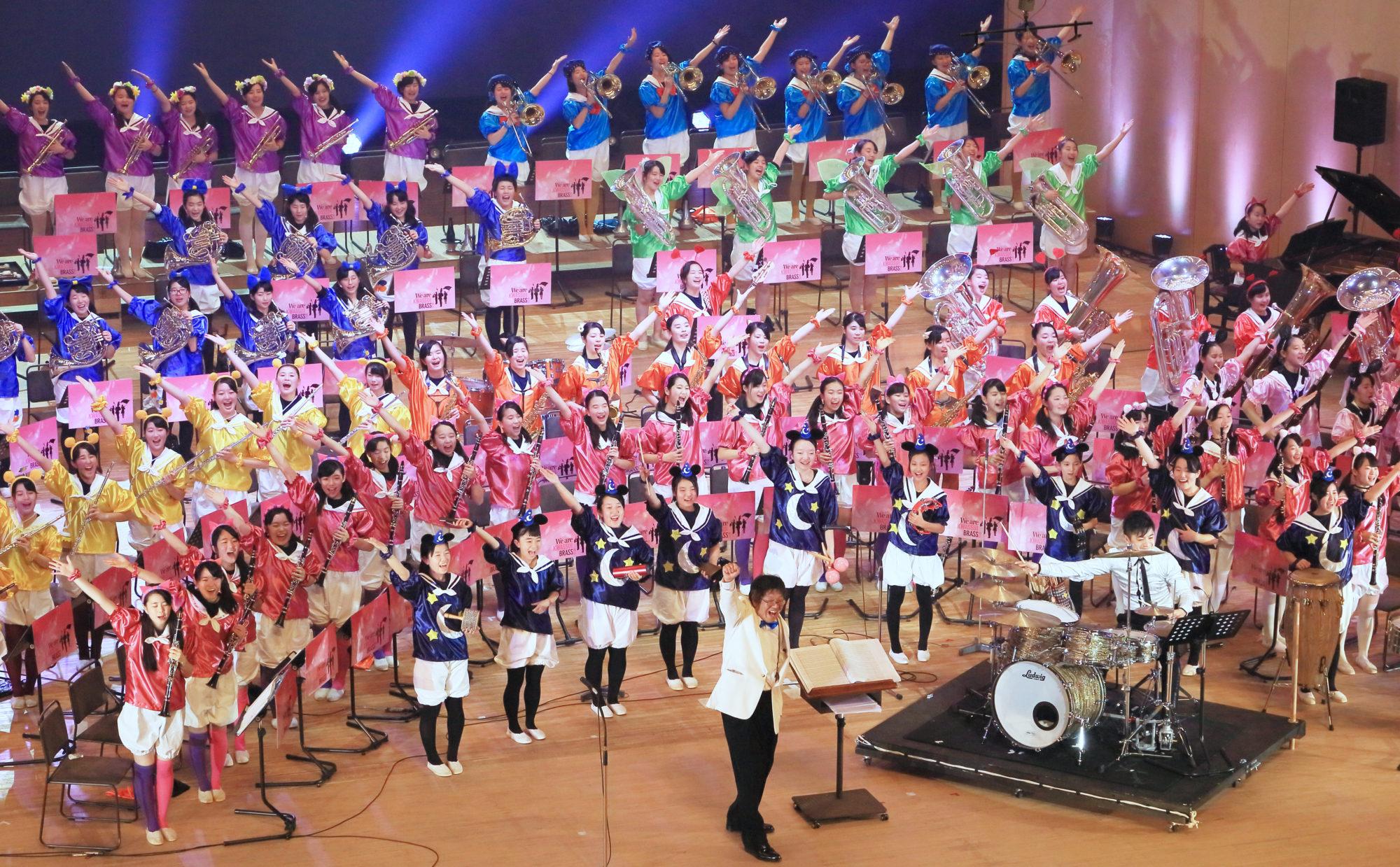 活水学院吹奏楽団 -オフィシャルウェブサイト-